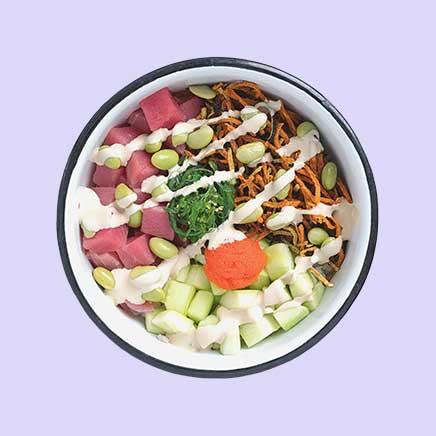Poke bowl Hula